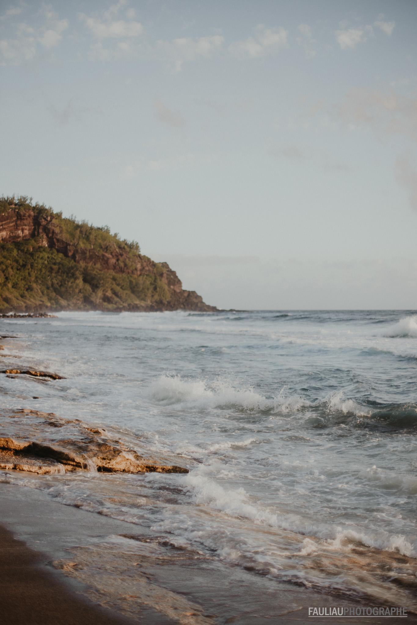 plage ile de la Réunion